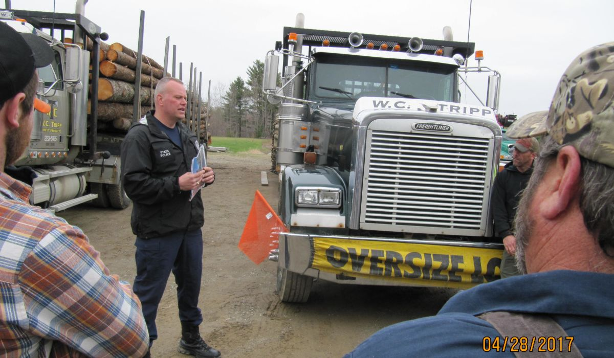 State Police - Driving Safety Workshop